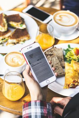 Foto zur Meldung: Frauenfrühstück digital