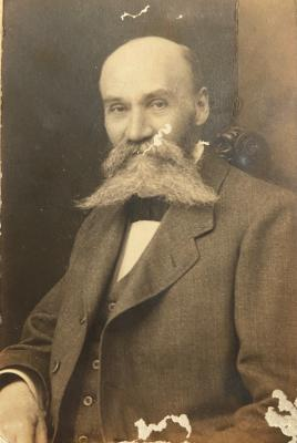Foto zur Meldung: Erinnerung zum 92. Todestag von Wilhelm Ratig (1852-1929)