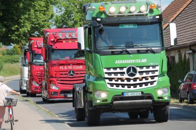 Abgesagt: Auch in diesem Jahr  kein LKW-Treffen in Malchin