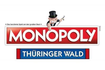 Foto zur Meldung: Monopoly Thüringer Wald