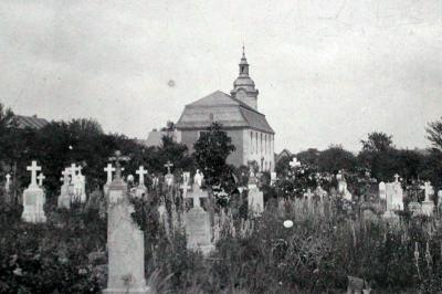 Foto zur Meldung: Friedhofsgeschichte von Geschwenda und St. Nikolai