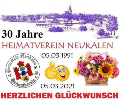 Foto zur Meldung: 30 Jahre Heimatverein Neukalen