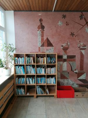 Foto zur Meldung: Einrichtung von Bücher-Tauschplätzen