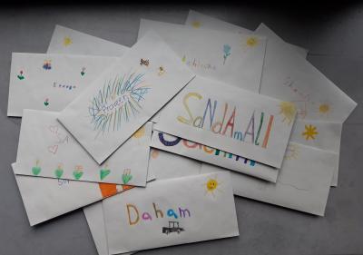 Brieffreundschaft mit dem Eliya Kinderheim in Sri Lanka