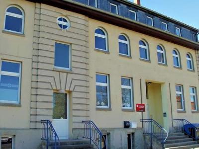 Die ehemalige Völpker Schule soll nach den Vorstellungen von Bürgermeister Kai Bögelsack ein pulsierendes Gemeindezentrum werden. Foto: Ronny Schoof
