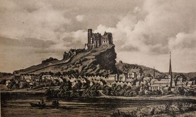 Foto zur Meldung: Vor 400 Jahren: Der König schmiedet auf der Siegesburg eine protestantische Allianz für den Krieg gegen den Kaiser