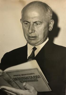 Foto zur Meldung: Erinnerungen zum 40. Todestages des Perleberger Ehrenbürgers Karl Schabrod (1900-1981)