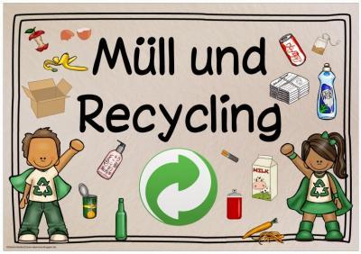 Foto zur Meldung: Wettbewerb: Name + Logo gesucht für das Müllprojekt!