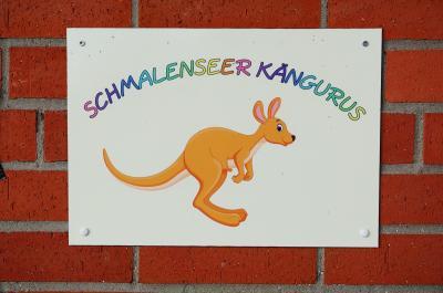 Foto zur Meldung: Coronavirus: Schmalenseer Kängurus in der Zwangspause