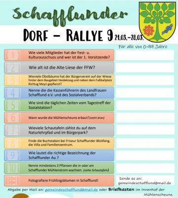 Dorf-Rallye 9
