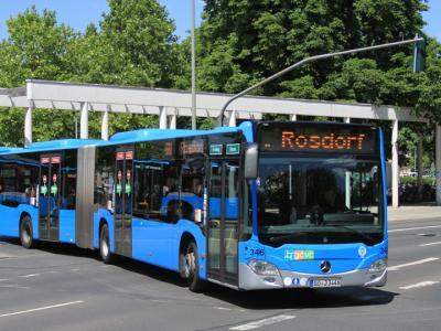 PRO BAHN will Halbstunden-Takt Bovenden–Rosdorf