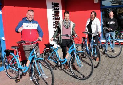 Junger Mann soll den Fahrradtourismus in der Region ankurbeln