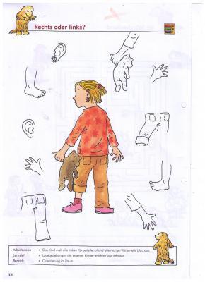 Aufgaben für die Vorschülerinnen und Vorschüler