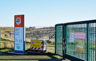 Foto zur Meldung: Ostersamstag: WZV bittet, die Recyclinghöfe zu meiden