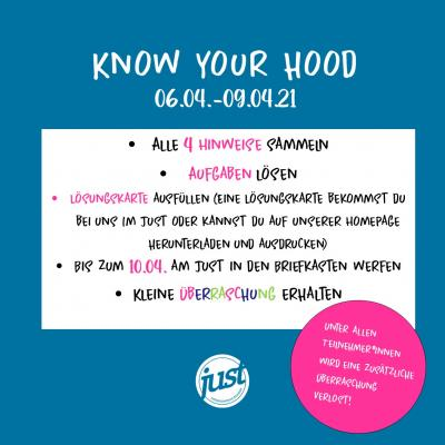 KnowYourHood