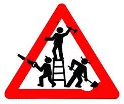 Einschränkungen durch Bauarbeiten im Hort