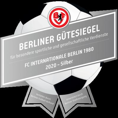 Bild der Meldung: BFV-Gütesiegel für den FC Internationale