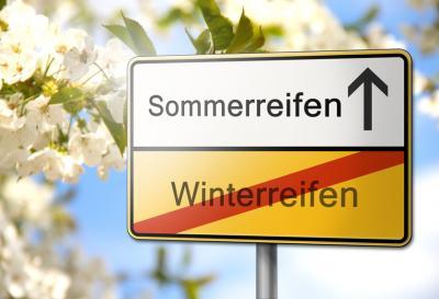 Räderwechsel Winter/Sommer 17.04.2021