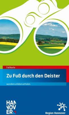 Vorschaubild der Meldung: Neue kostenfreie Faltkarte zum Wandern im Deister
