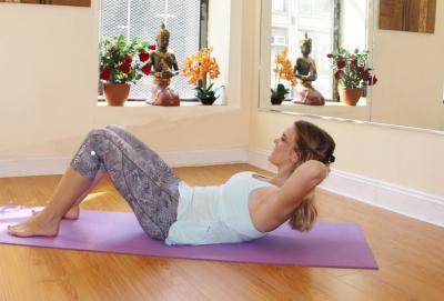 neuer Kurs - Pilates online