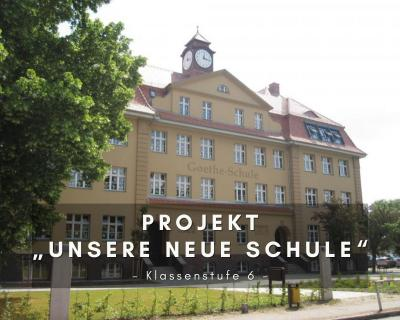 """Foto zur Meldung: Projekt """"Unsere neue Schule"""""""