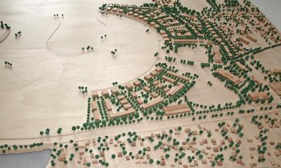 Foto zur Meldung: Bauausschuss auf dem Bückergelände