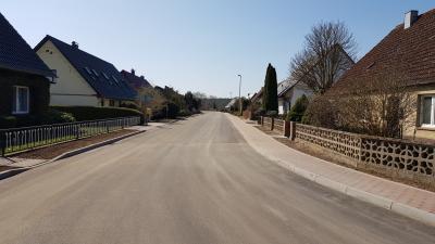 Weiterer Straßenabschnitt in Sülte saniert