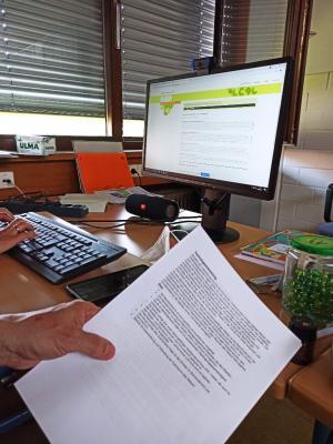 Digitalpakt - Medienentwicklungsplan fast fertig