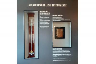 Foto zur Meldung: Neuigkeiten aus dem Thermometermuseum