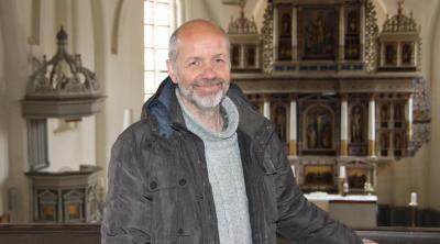Foto zu Meldung: Kirchengemeinde Neukalen - Pastor Armin Schmersow