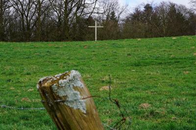 Foto zur Meldung: Pfingstmontag: Gottesdienst auf dem Vierer Berg