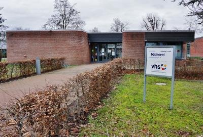 Foto zur Meldung: Gemeindebücherei Trappenkamp: Wieder normal geöffnet