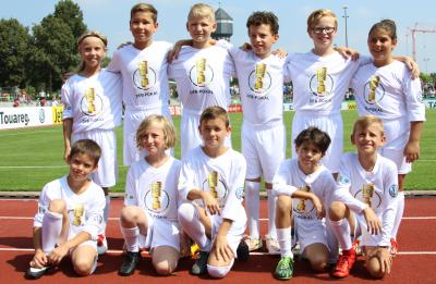 Bis zum Einzug in den DFB-Pokal ist es für den Südbadischen Vertreter noch eine Weile hin - Symbolfoto: Hahne / johapress