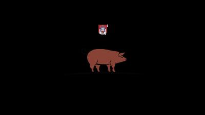 Stromberger Burgschwein Logo