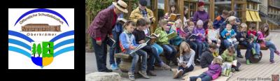 Schulbibliothek wieder geöffnet