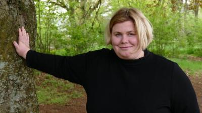 Foto zur Meldung: Groß Laasch - Pastorin Schümann plant Andacht unter freiem Himmel