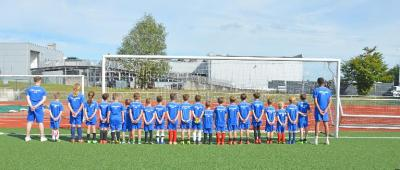 Fußballferienschule 2020