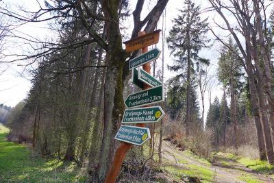 Foto zur Meldung: Wanderwege-Warte für die Gemeinde Geratal gesucht