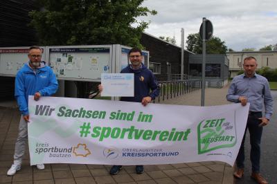 """Foto zur Meldung: SV Lok Görlitz ist nun """"SchwimmGut!"""" - Zertifizierte Schwimmschule"""