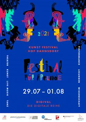 Bild der Meldung: Festival Für Freunde 2021
