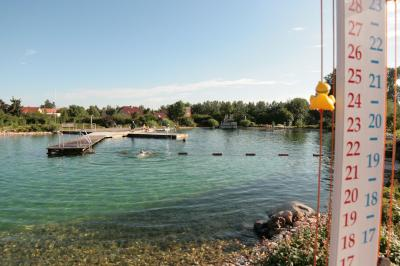 Foto zur Meldung: Naturbad Brück öffnet am 12. Juni 2021