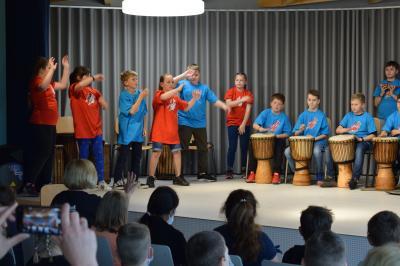 Foto zur Meldung: Percussion-Abschlusskonzert