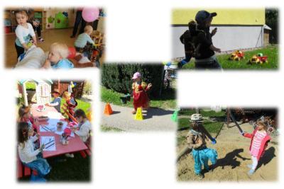 """Foto zur Meldung: Kindergarten """"Pfiffikus"""" Geschwenda feierte Kindertag"""
