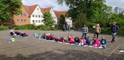 Vorschule auf der Schlossplatte