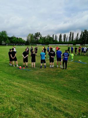 C-Trainerlehrgang in Bleicherode