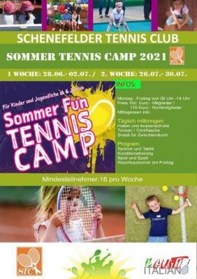 Foto zur Meldung: Jetzt anmelden: Jugend Sommercamp im STC