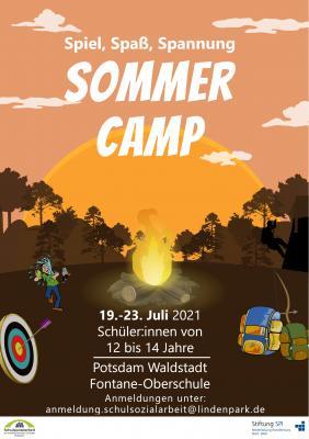 Natur- und Erlebnisangebot für Stadtkinder in den Sommerferien