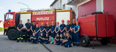 Foto zur Meldung: Die Jugendfeuerwehr Putlitz benötigt Ihre Unterstützung