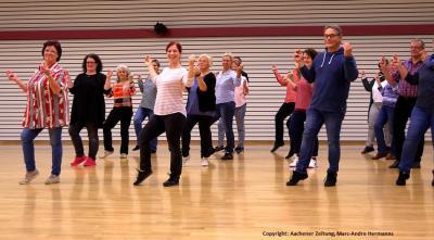 Line Dance Schnupperkurs
