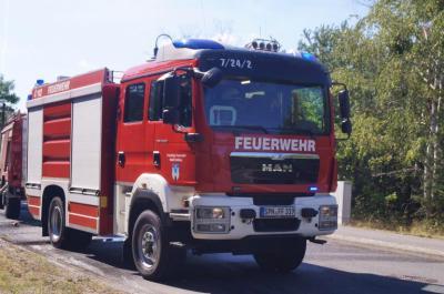 TLF 20/40 St Ortswehr Drebkau/Kausche